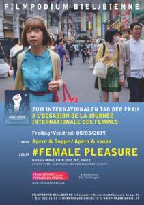 Apéritif und/et Film #Female Pleasures