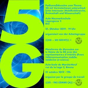 Flyer Podium 5G