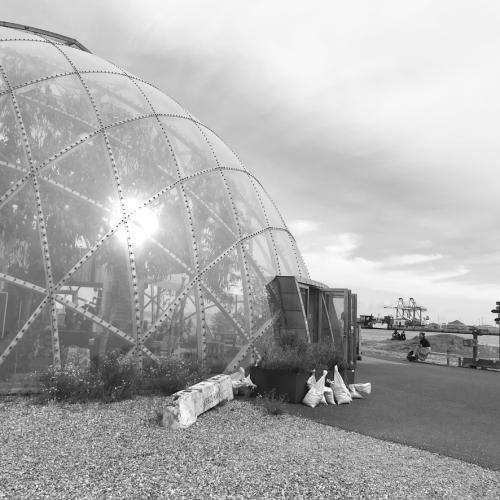 Kuppelbau in Aarhus als Inspiration für Biel